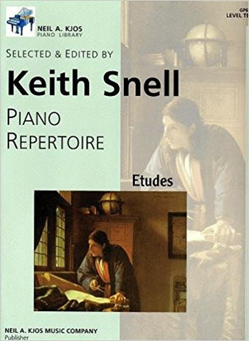 Piano Repertoire - Etudes - Level 10