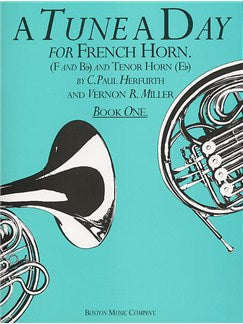 A Tune A Day French Horn Book 1