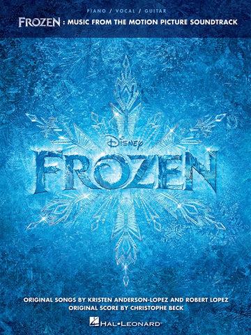 Frozen Soundtrack PVG