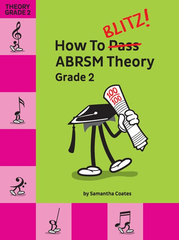 How To Blitz ABRSM Grade 2 Theory