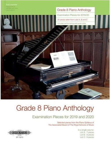 ABRSM Grade 8 Piano Anthology 2019-2020
