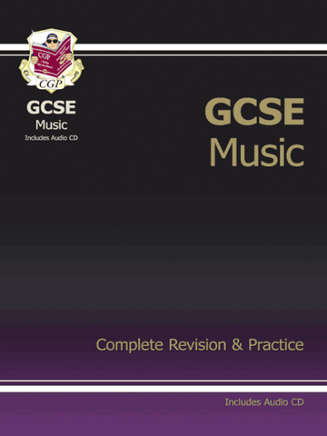 GCSE Music Complete Revision & Practice with Audio CD