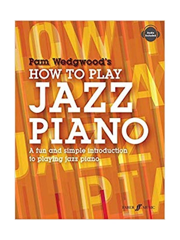 Pam Wedgwood's How to Play Jazz Piano