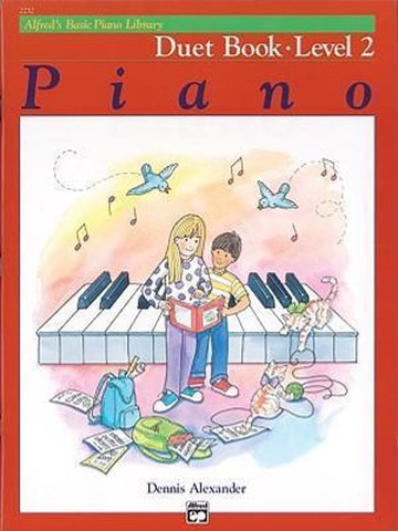 Alfred's Basic Piano Library Duet 2