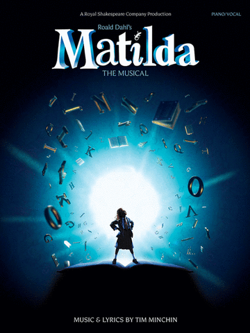 Roald Dahl's Matilda (The Musical) Piano/Vocal Selections