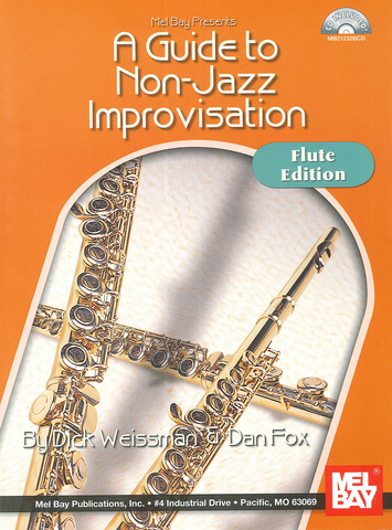 A Guide to Non-Jazz Improvisation (Flute)