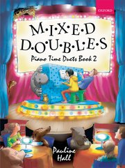 Piano Time Duets Book 2: Mixed Doubles