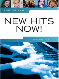 Really Easy Piano News Hits Now!