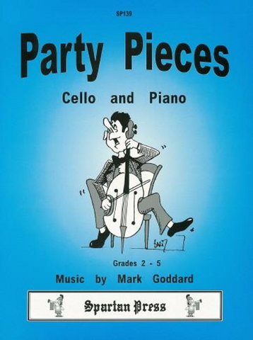 Party Pieces for Cello