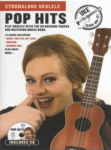 Strumalong Ukulele: Pop Hits Bk/CD