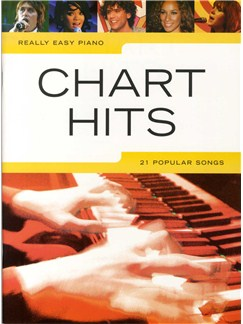 Really Easy Piano Chart Hits Piano Traders