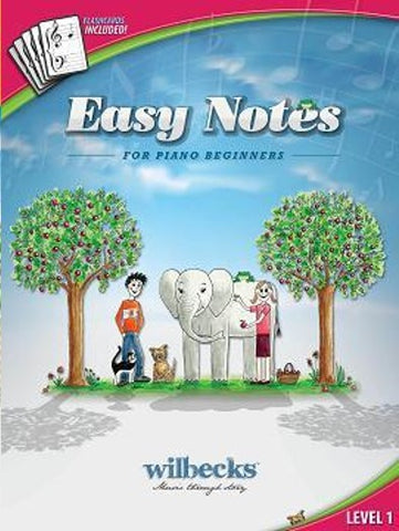 Easy Notes Theory Book Level 1