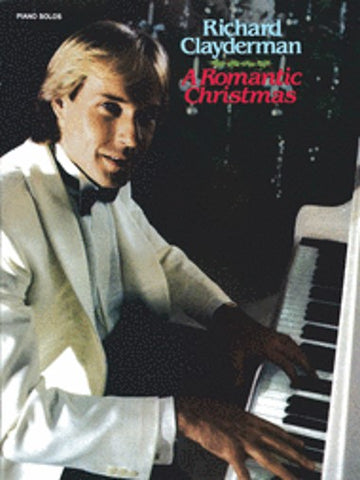 Richard Clayderman A Romantic Christmas - Piano Solo