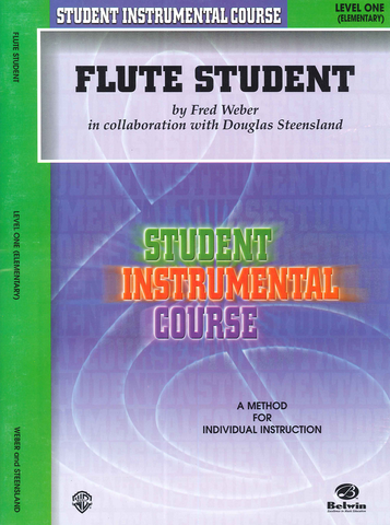 Student Instrumental Course - Flute Level 1