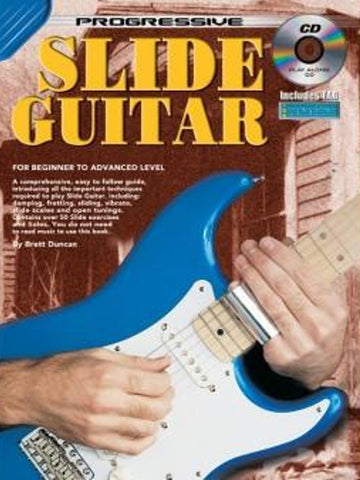 Progressive Slide Guitar - Book/CD