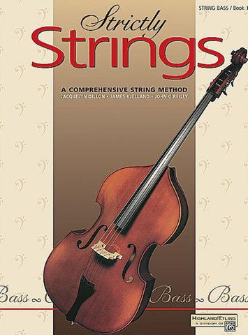 Strictly Strings Double Bass Book 1