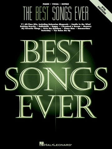The Best Songs Ever (9th Edition)