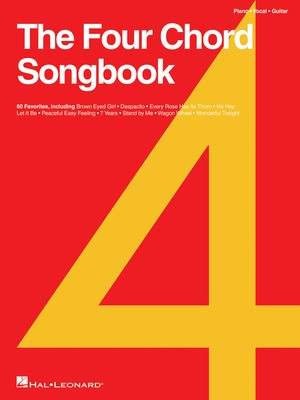 The Four Chord Songbook PVG