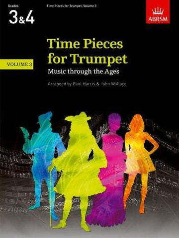 Time Pieces for Trumpet Volume 3 (G3-4)