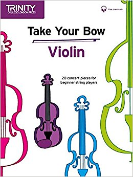 Take Your Bow - Violin