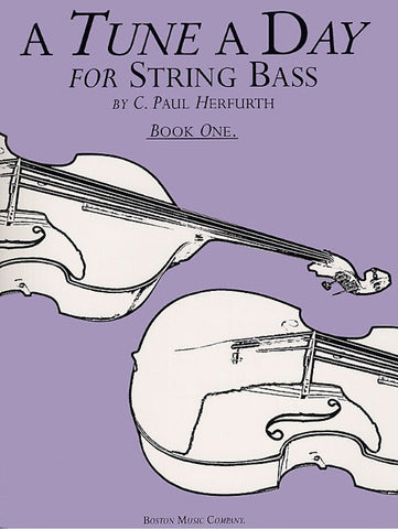 A Tune A Day String Bass Book 1