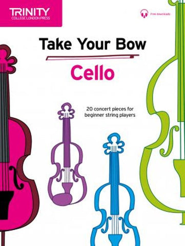 Take Your Bow - Cello