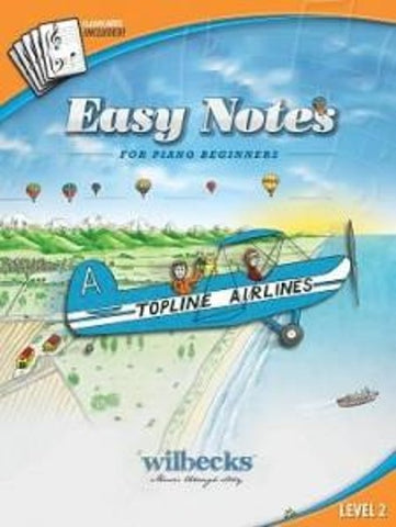Easy Notes Theory Book Level 2