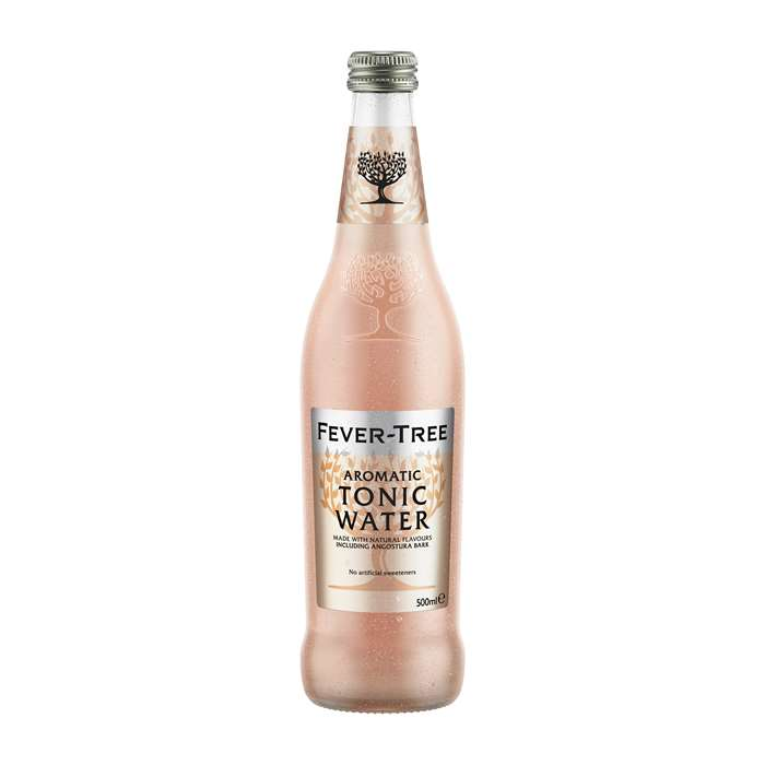 FEVER-TREE AROMATIC TONIC WATER, 50 CL