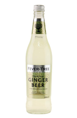 FEVER-TREE GINGER BEER, 50 CL