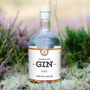 TMD LONDON DRY GIN SPICY