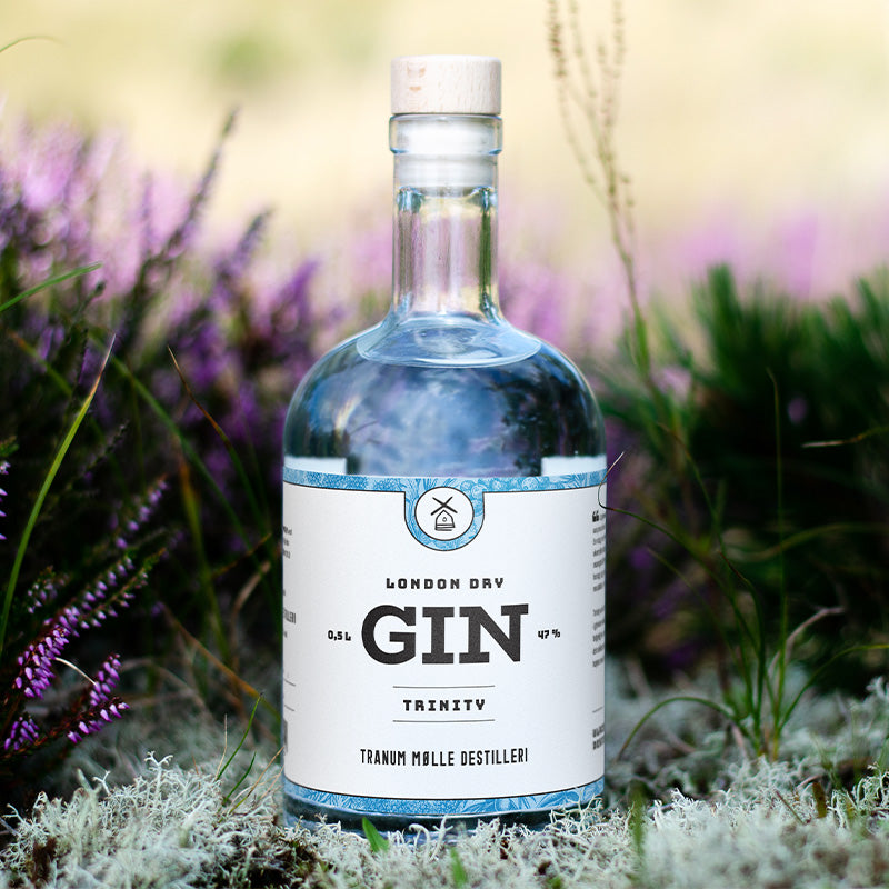 TMD LONDON DRY GIN TRINITY