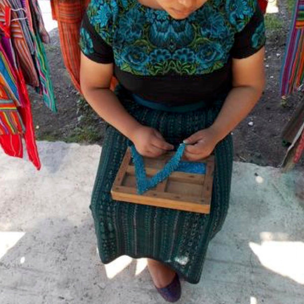 Hidden Treasures: Handmade Beaded Jewelry from Guatemalan Highlands