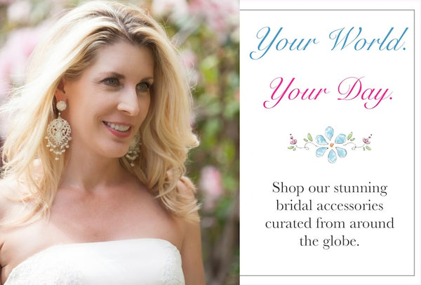 Wedding Jewelry Curated around the World