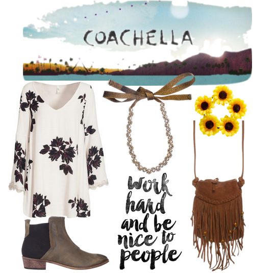 Coachella, Festival Fashion Look Book