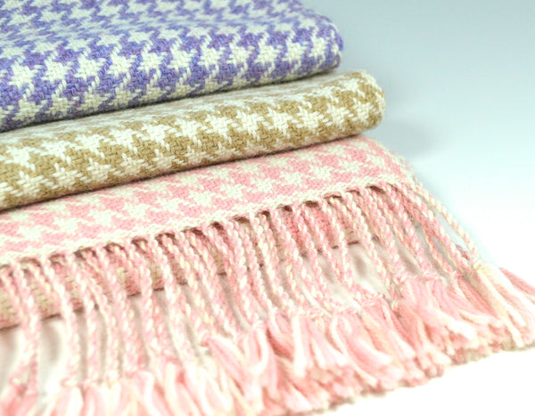 Alpaca Scarves from Bolivia