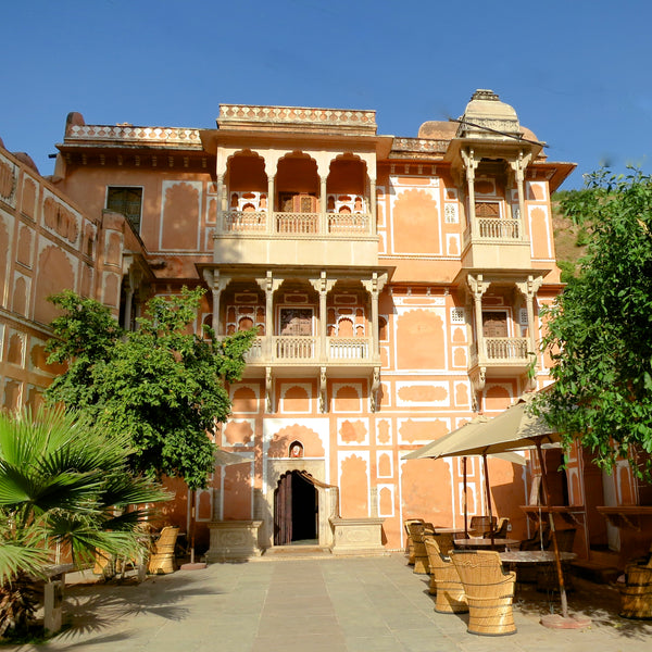 Anokhi Museum of Hand Printing in Amber, Jaipur