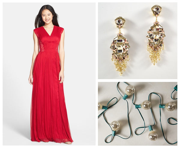 What to Wear to a Holiday Party – JJ Caprices