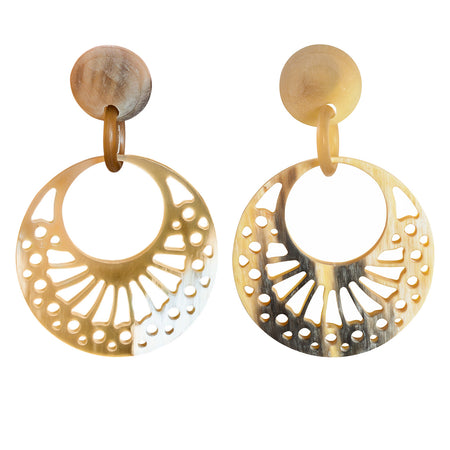 Pearl Stud Earrings by Atelier Godolé