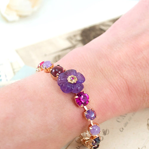 Radiant Flower Bracelet by AMARO