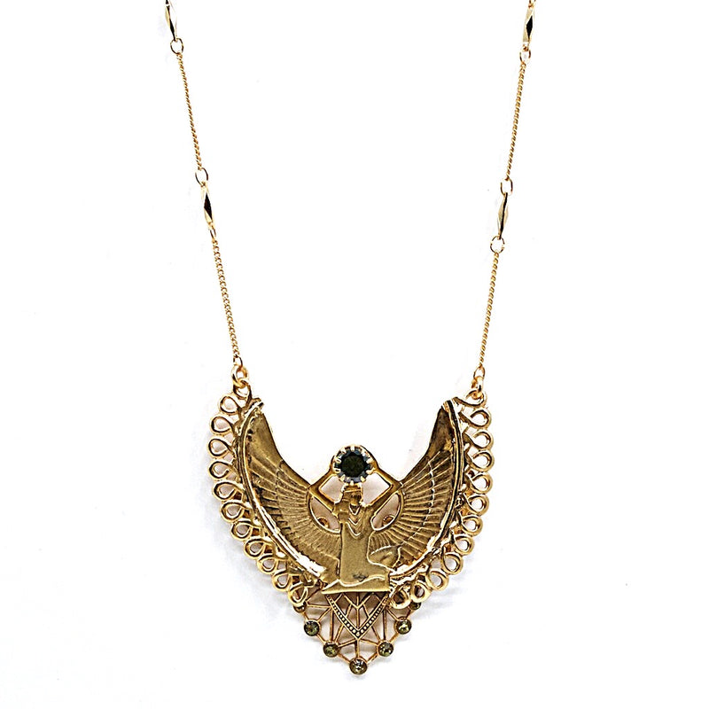 Art Deco Inspired Long Necklace by AMARO