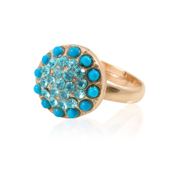 Turquoise Ocean Ring by AMARO