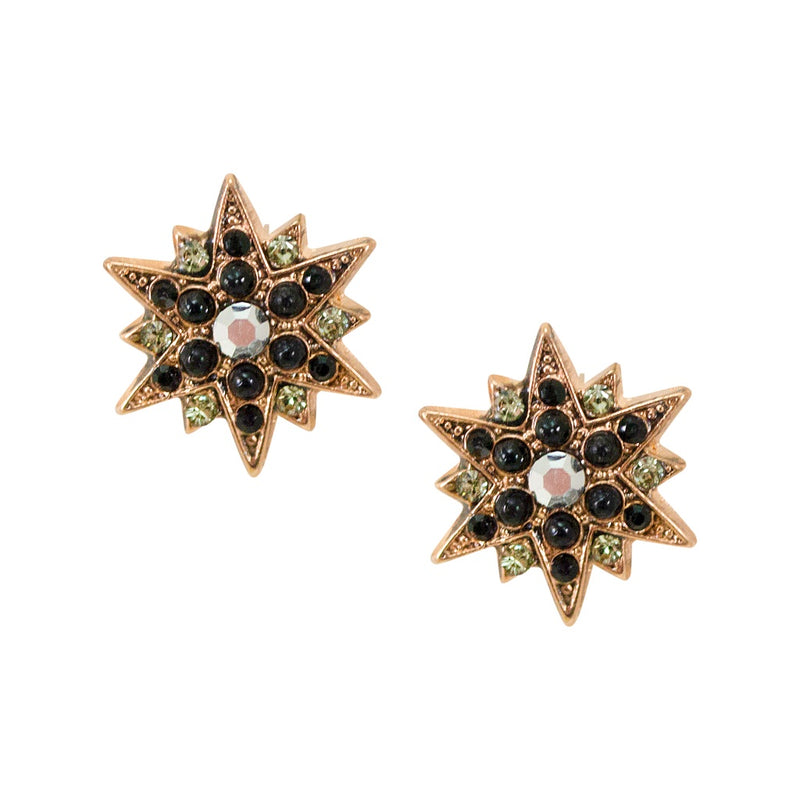 Star Burst Earrings by AMARO