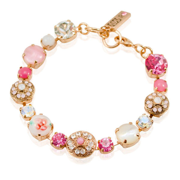Pink Shell Bracelet by AMARO