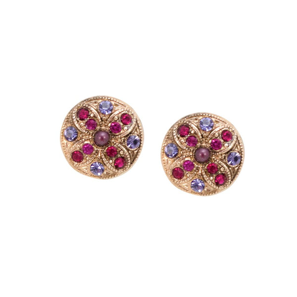 Violet Post Earrings by AMARO