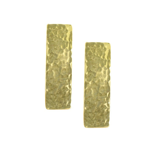 Ballroom Rectangular Earrings