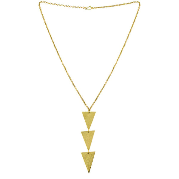 Vertex Necklace - Long