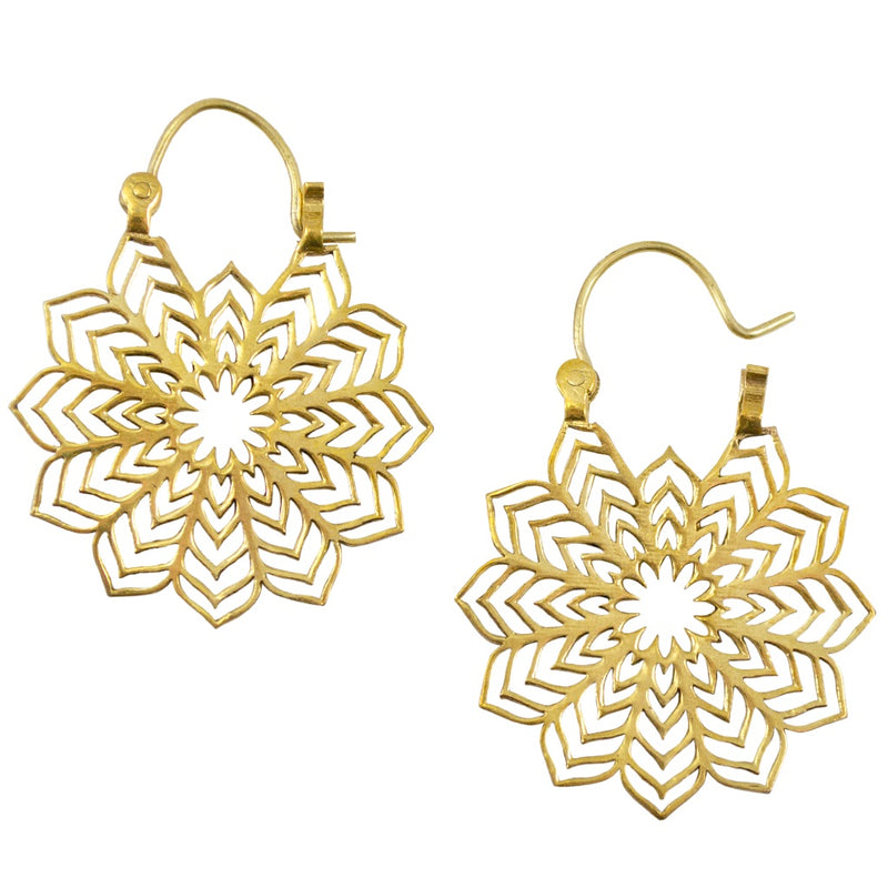 Filigree Arracadas Earrings