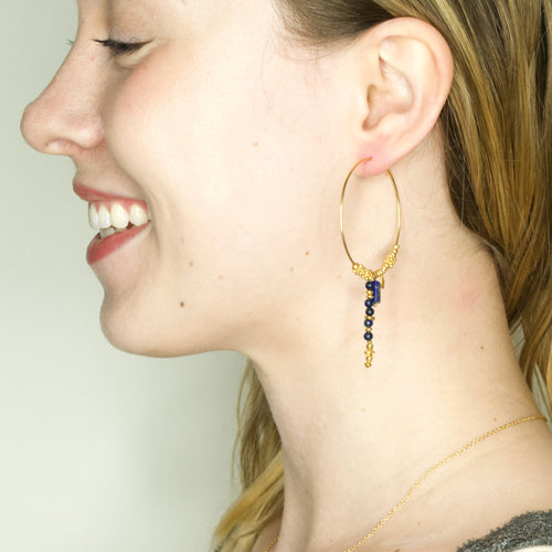 Cambodian Handwoven Raw Silk Scarf -  Light Pink