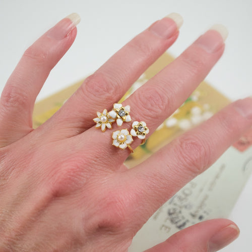 Coral Energy Ring by AMARO