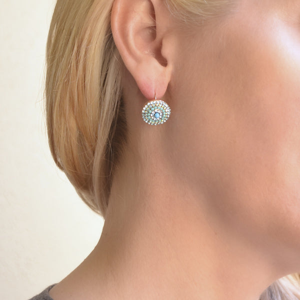 Ocean Earrings by AMARO
